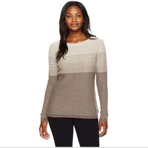 PrAna Mallorey Sweater, Size Medium